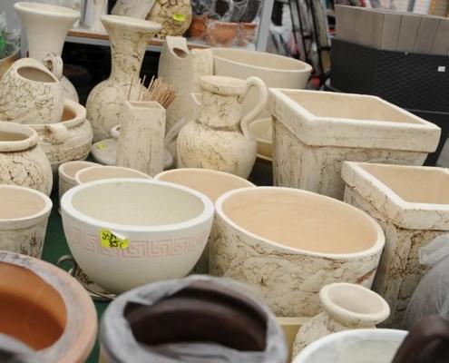Doniczki ceramiczne lubelskie
