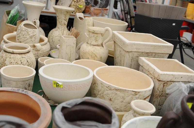 Donice Gabionowe Doniczki Ceramiczne Plastikowe Migrola