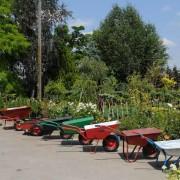 taczki wózki ogrodowe sprzedaż lubelskie Lublin Migrola